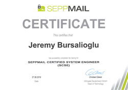 SEPPMail Certified